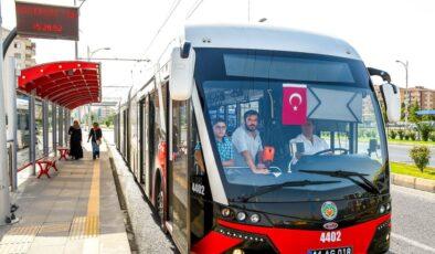 Malatya'da şehir içi toplu ulaşıma zam!
