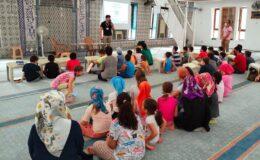 Manisa'da Kur'an Kursu öğrencilerine 'tasarruf' bilinci