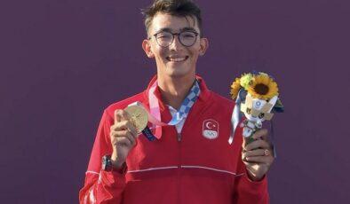 Mete Gazoz'dan madalya açıklaması