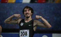 Milli atlet Berke Akçam rekorla dünya şampiyonu!