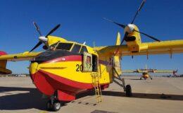 Türkiye'deki yangınlara AB'den üç uçak geliyor