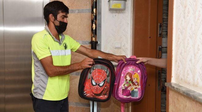 Altındağ Belediyesi'nden 1500 çocuğa okul hediyesi