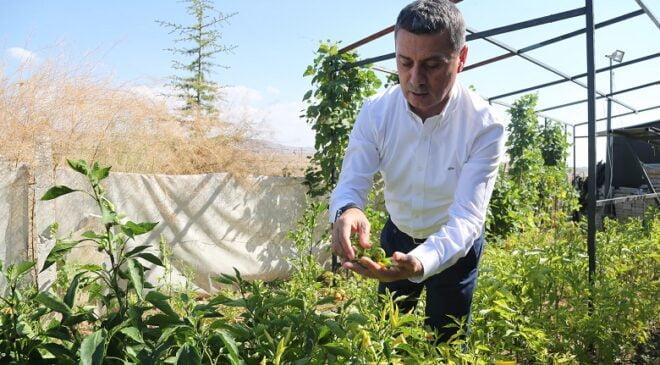 Gölbaşı Belediyesi; AGROTEC Tarım Fuarı ile Yerli ve Yabancı Turistleri Ağırlayacak
