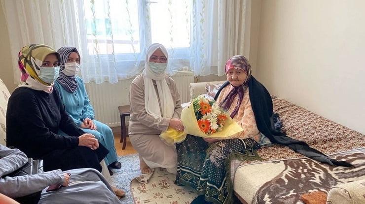 Pursaklar'da Hatırı Sorulmamış Hiçbir Hasta Bırakılmıyor