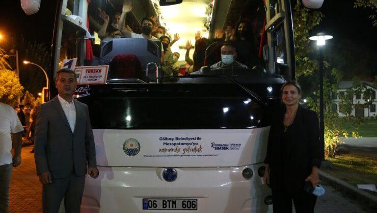 Ankara Topraklarından Mezopotamya'ya Yolculuk