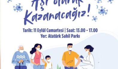 Gölbaşı Belediye Başkanı Ramazan Şimşek'ten aşı çağrısı