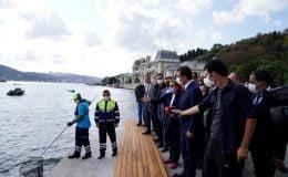 İmamoğlu: Boğaz'ın manzarasını açıyoruz