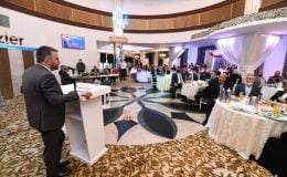 Başkan Çetin özel eğitim kurumları temsilcileriyle bir araya geldi