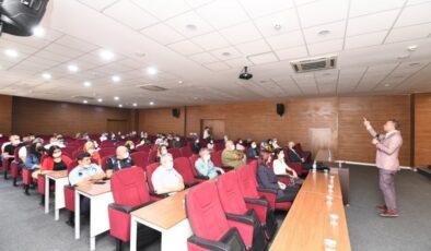 Pursaklar'da Belediye Personeline İlk Yardım Semineri
