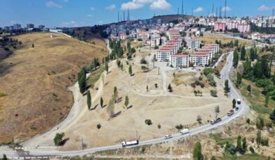 Büyükşehir'in Dikme Deresi'nde atıkla mücadelesi tamamlandı