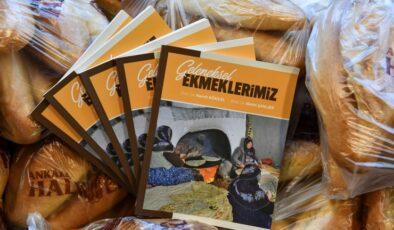 Anadolu'nun unutulmaya yüz tutmuş ekmek kültürü Halk Ekmek Fabrikası tarafından kitaplaştırıldı