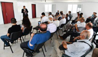 Büyükşehir Başkent'te Tarımın Gelişmesi İçin STK'larla İş Birliği Sürecini Hızlandırdı