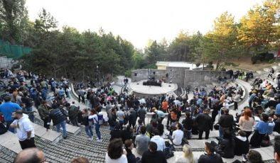 Elektronik Müzik Festivali Başkentli Gençlerden Yoğun İlgi Görüyor