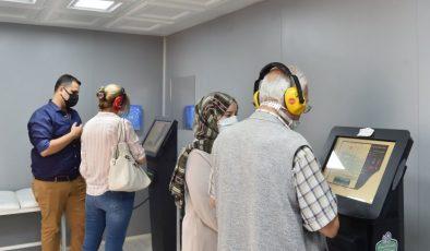 Büyükşehir Belediyesi Başkent'te İşitme Testi Uygulaması Başlattı