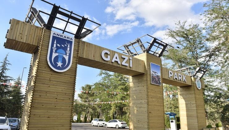 Atatürk'ten geleceğe emanet: Gazi Park Başkentlileri bekliyor