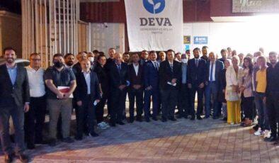 Bursa Yenişehir'de DEVA 'Şen'lendi