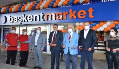 Başkent Market'in 7. şubesi Altındağ'da açıldı