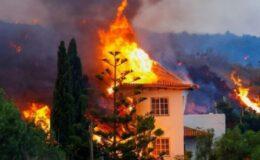 İspanya'da yanardağ patladı: 5 bin tahliye!