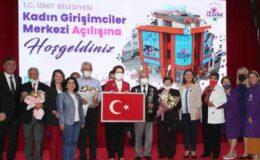 İzmit'te İZGEM'i Akşener'le birlikte açtılar