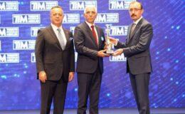 -Marmarabirlik ihracatta 7. ödülünü aldı