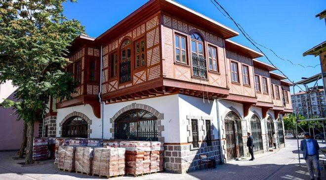 Ankara'ya Hacı Bayram-ı Veli Müzesi