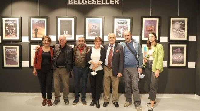 """Ankara'dan Sahneler"" Sergisi Doğan Taşdelen ÇSM'de"