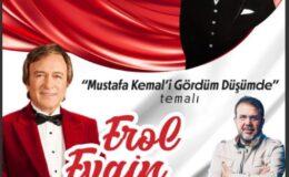 Yenimahalle'de Erol Evgin'den Cumhuriyet Konseri