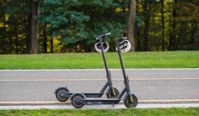 Başkent'te elektrikli scooter dönemi başlıyor