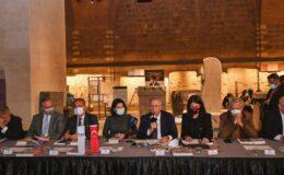 Mansur Yavaş Ankara Kent Konseyi Danışma Kurulu'nun ilk toplantısına katıldı