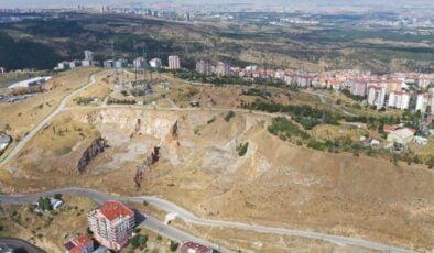 Cumhuriyet'in 100. Yılına Yakışır Anıt Başkent'te Yükselecek