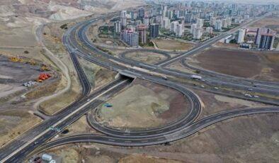 Bağlıca Bulvarı-Çevre Yolu bağlantısı trafiğe açıldı