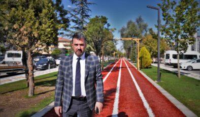 Emek Koşu Yolu Parkı Yenilenen Yüzü İle Pursaklar Halkının Hizmetinde