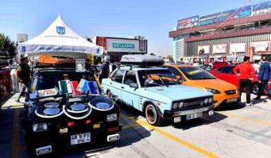 Başkent Drift ve Otomobil Festivaline Ev Sahipliği Yaptı