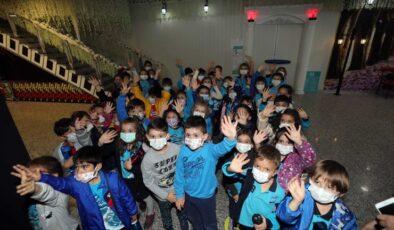 Türkiye'nin ilk çocuk müzesine büyük ilgi