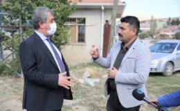 Çubuk'ta Akkuzulu ve 4 mahalle kesintisiz içme suyuna kavuşuyor