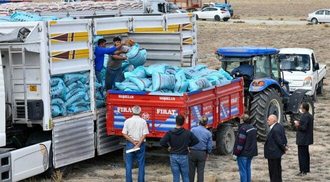 Mansur Yavaş'tan üretim rekorlu destek