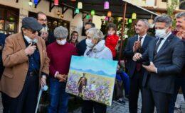 Başkent'in renkleri Ankara Kalesi'nde sanatla buluştu