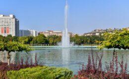 Başkent'in simgesi Gençlik Parkı'nda çok güzel şeyler oluyor