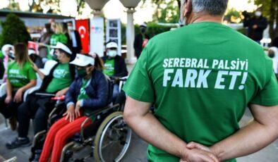 AKK'den 6 Ekim Dünya Serebral Palsi Günü'nde Ankara Farkındalığa Koşuyor Etkinliği