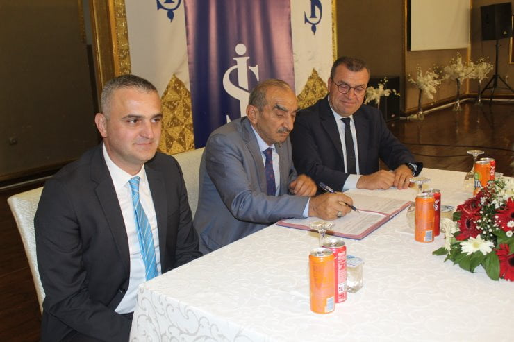 İş Bankası ve Akyurt Ziraat Odası'ndan işbirliği protokolü
