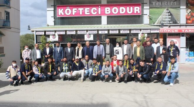 Fenerbahçeliler kahvaltıda buluştu