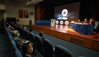 Yenimahalle'de Ekim ayı toplantısı yapıldı