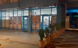 Adıyaman'da markete silahlı soygun girişimi