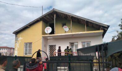 Aksaray'da evinde ölü bulundu