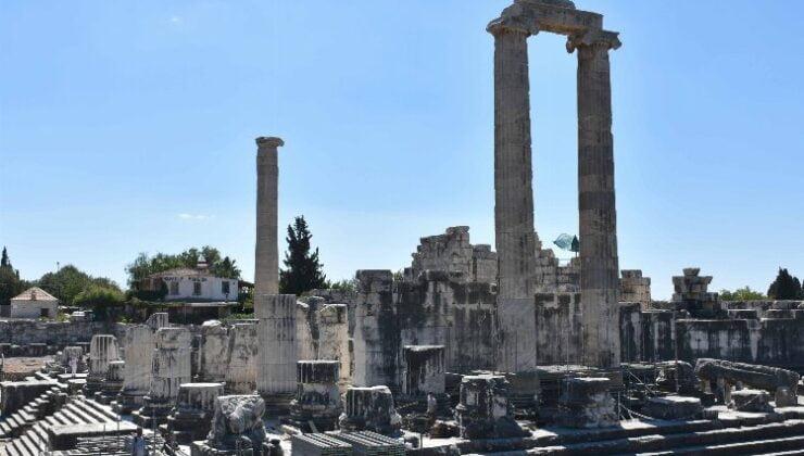 Aydın Didim'de müzelerin ziyaretçi sayısı arttı