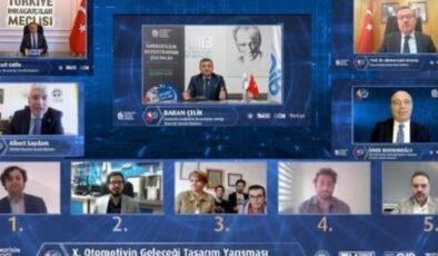 Bursa'da ULUTEK ve BUÜ tasarımda geleneği bozmadı