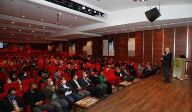 Bursa İnegöl Belediyesi'nden 'Mutlu Gençlik' semineri