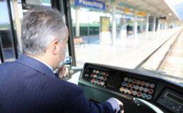 Bursa metrolarında bekleme süreleri azaldı