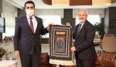 Bursa Nilüfer'den mesleki eğitim iş birliğine tam destek