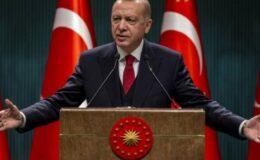 """Cumhurbaşkanı Erdoğan: """"Türk Milleti'ne tahammülü olmayanlar boş durmuyor"""""""